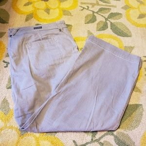♥️3 for $30♥️ Woolrich wide legged capris